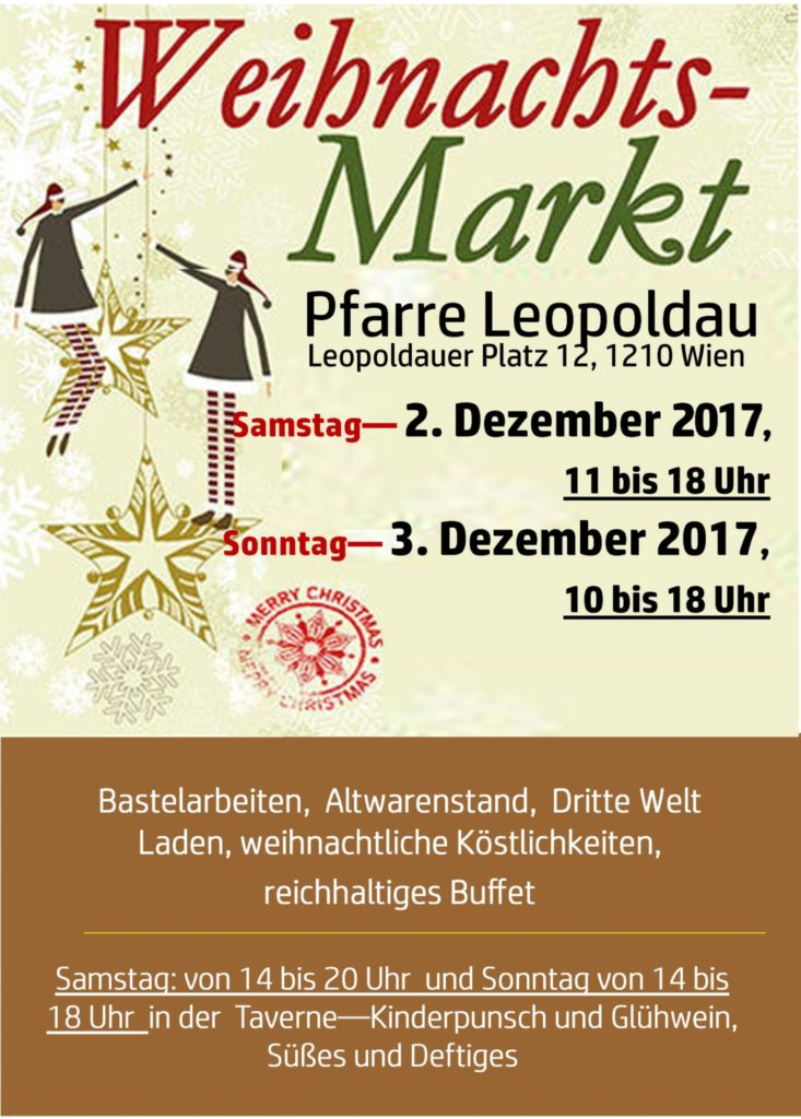 Weihnachsmarkt 2017