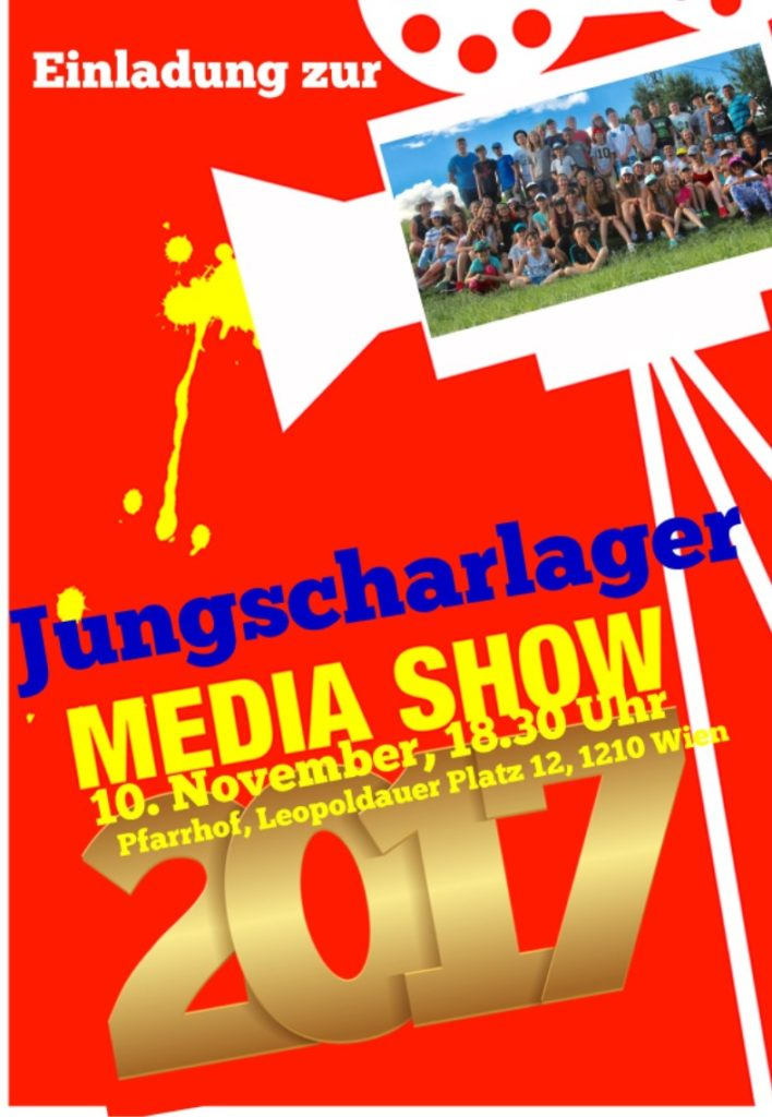Jungscharlager 2017  Multimedia Show