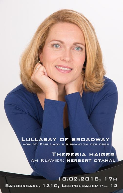 Lullaby of Broadway – Konzert