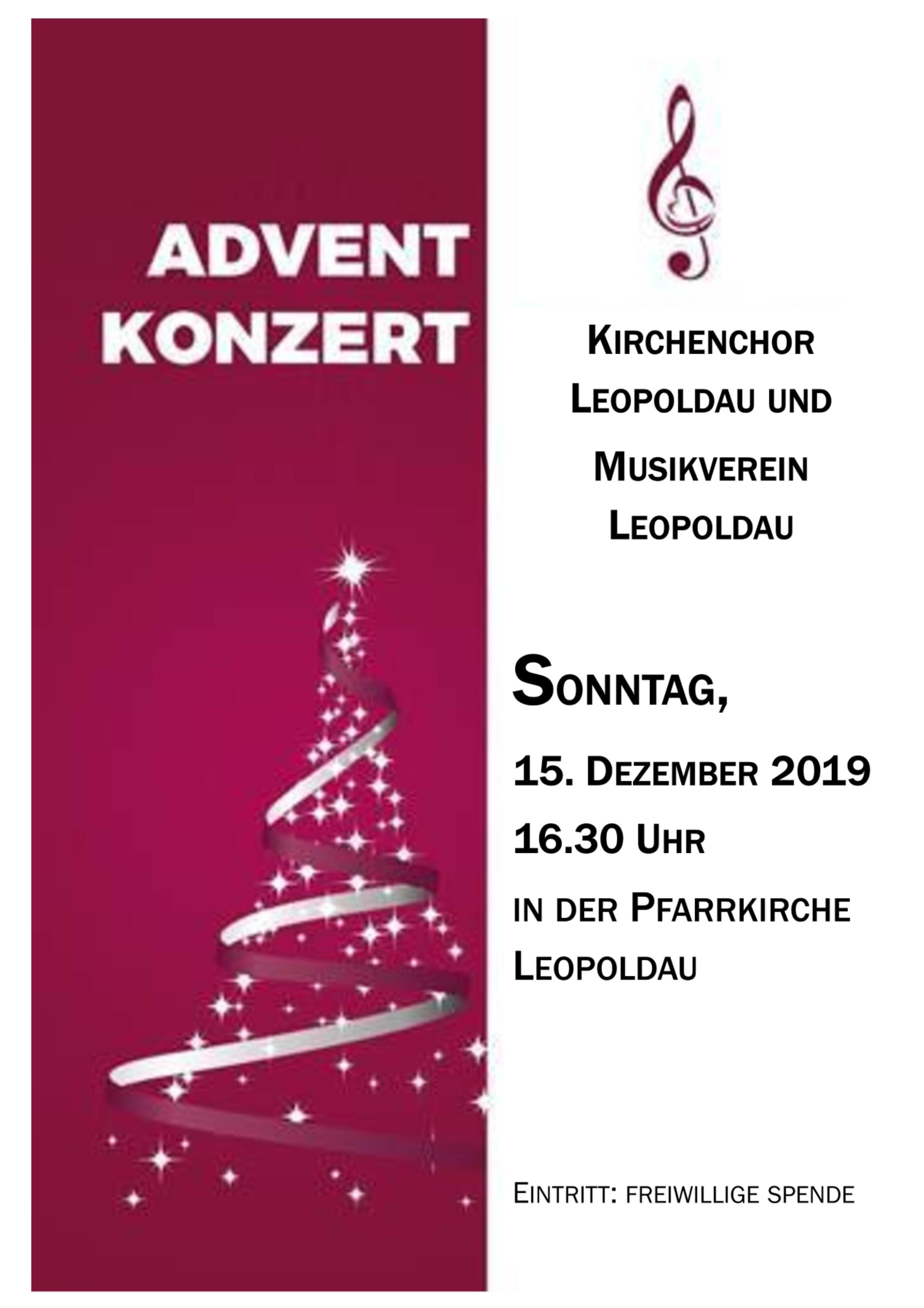 Adventkonzert 2019