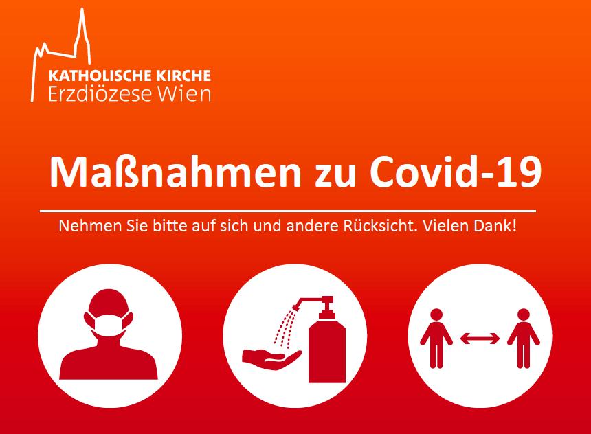 Maßnahmen zu COVID 19